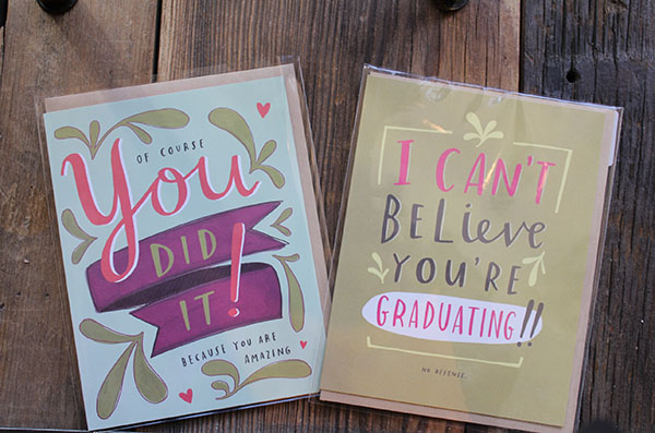 Beautiful Graduation Cards from Bliss