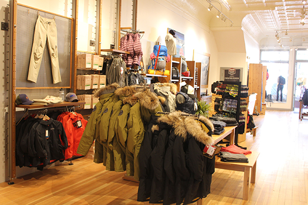 Cozy Winter Coats from Red Fox
