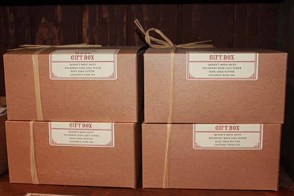 Healing Gifts from Rebecca's Herbal Apothecary
