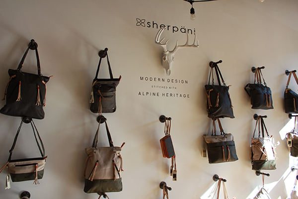 Bags from Sherpani