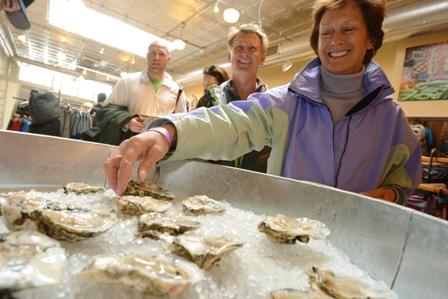 Taste of Peal Oysters image