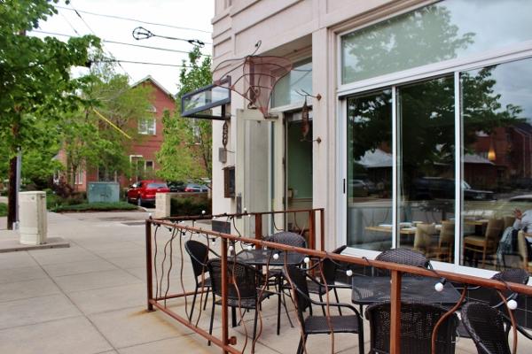 Leaf Vegetarian Restaurant Downtown Boulder Downtown