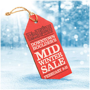 Mid-Winter Sidewalk Sale