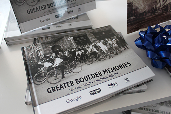 Pictorial History Book of Boulder from Museum of Boulder