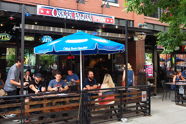 Oskar Blues Taproom