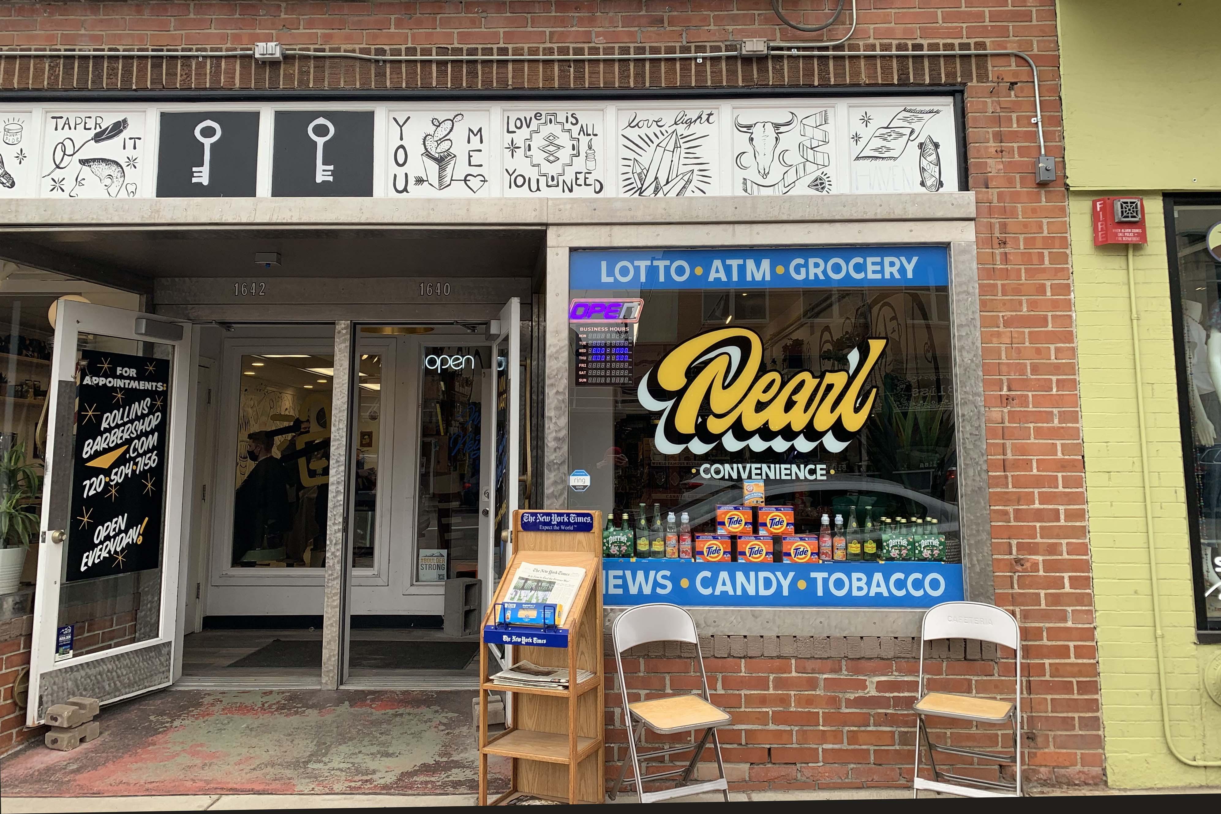 Pearl Convenience