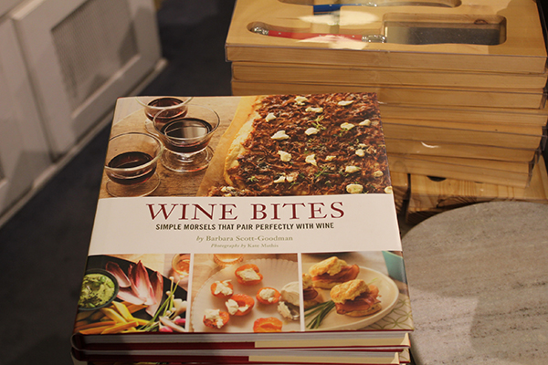Book of Food and Wine Pairings from Peppercorn