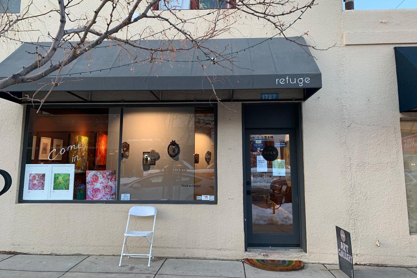 Refuge Art Gallery