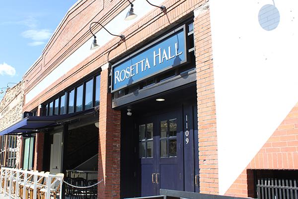 Rosetta Hall