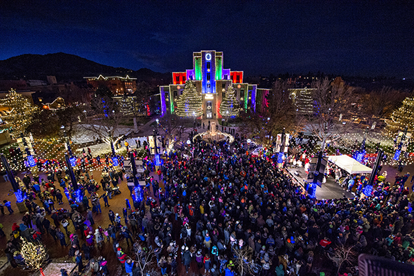 Boulder City Christmas Lights 2020 Switch on the Holidays