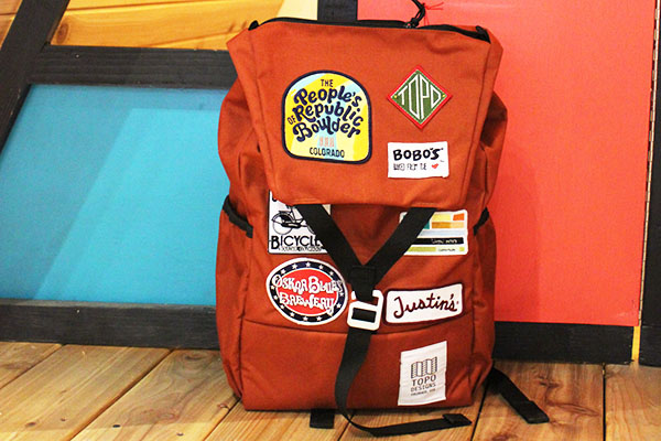 Local Shop Y-Backpack from Topo Designs