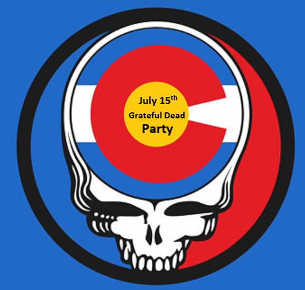 Boulder Grateful Dead Party Downtown Boulder Downtown Boulder Co