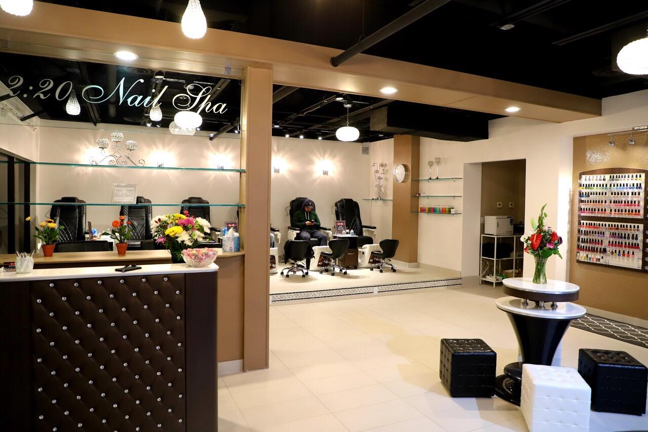 Nail Spa Interior 2
