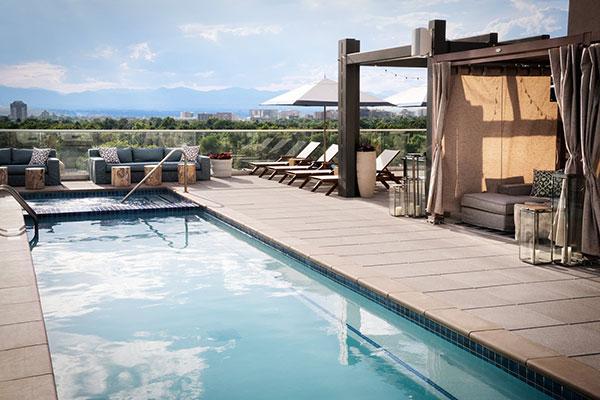 Conde Nast Best Hotels In Colorado Cherry Creek North Denver Co