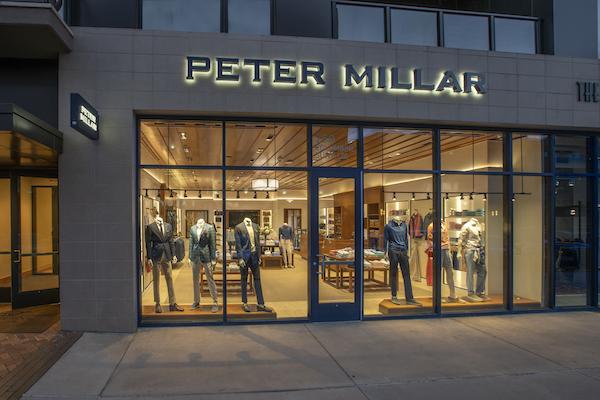 Peter Millar storefront