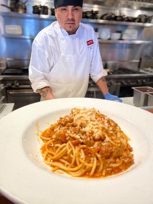 Piatti Spaghetti Bolognese