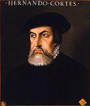 portrait of Cortes