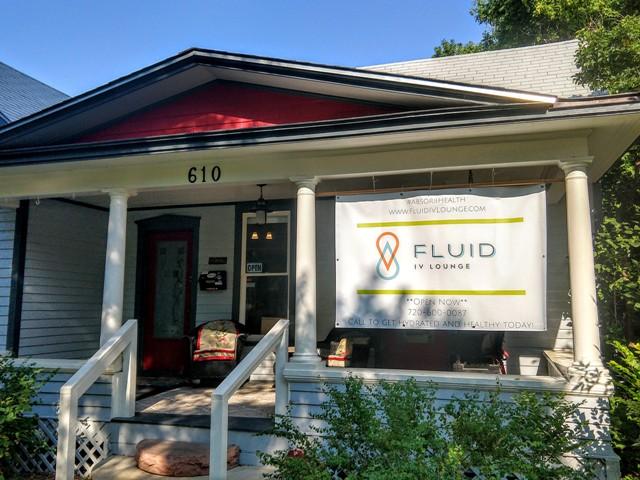 Fluid IV Lounge
