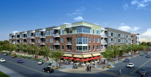 Roosevelt Park Apartments Longmont Co