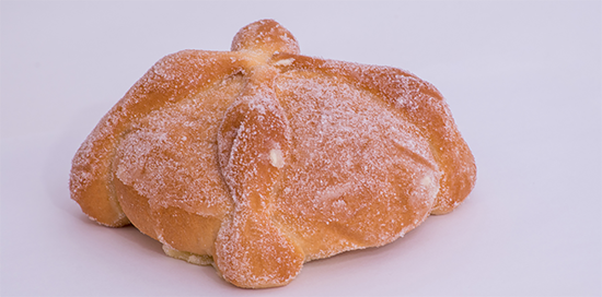 pan de los muertos, or bread of the dead