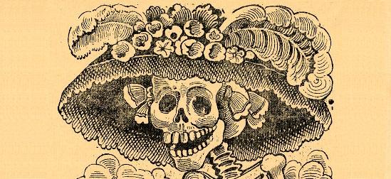 La Calavera Catrina es un famoso grabado de José Guadalupe Posada