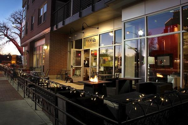 Bin No 46 Wine Bar Restaurant Downtown Longmont Co