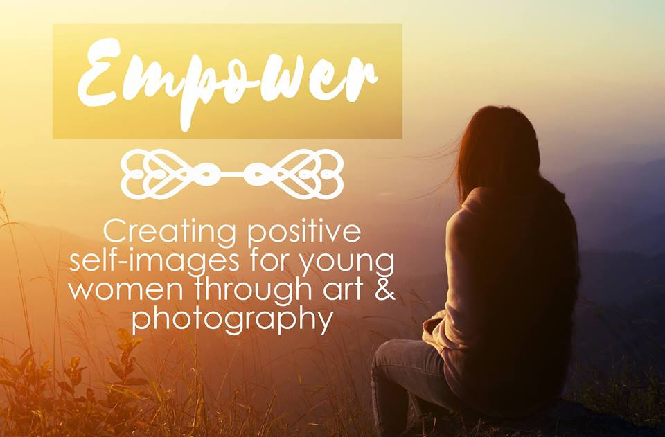 Empower: Art Therapy Workshop Series for Teen Girls
