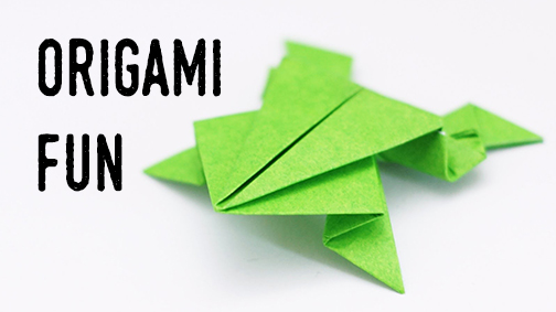 Origami Fun Kit for Beginners - Cup NB: Start with a perfectly ...   283x504