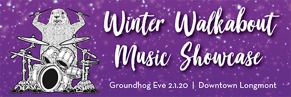 Winter Walkabout Music Showcase February 1, 2020