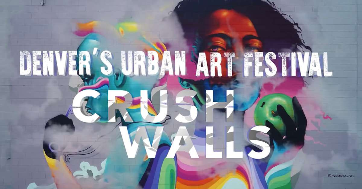 CRUSH WALLS 2018 | RiNo Art District