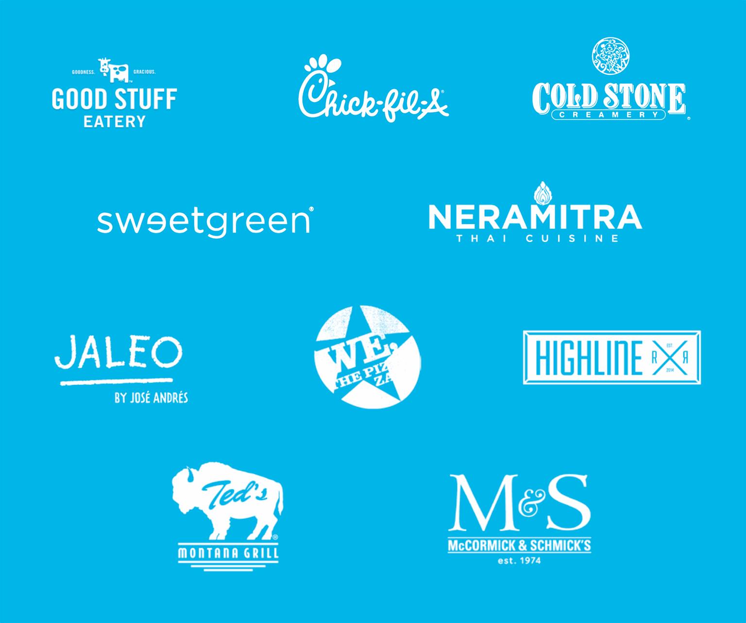 Merchant Logos