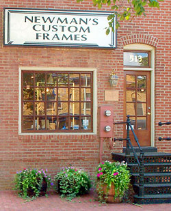 Newman Gallery and Custom Frames