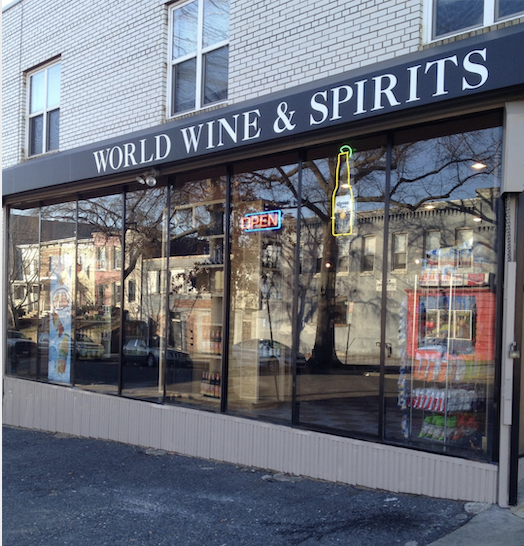 World Wine and Spirits