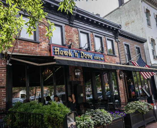 Hawk N' Dove