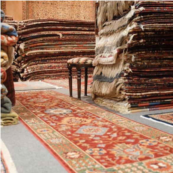 Woven History & Silk Road