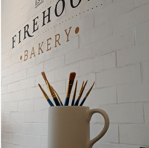 All Fired Up at Firehook Bakery