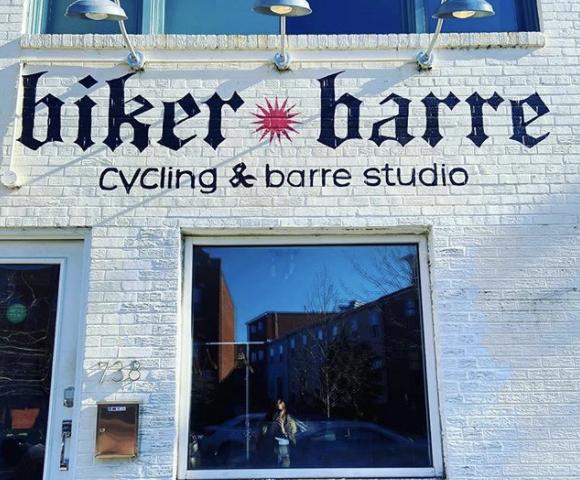 Biker Barre