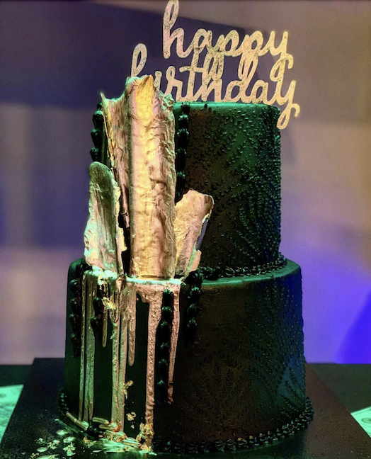 My Cake Theory