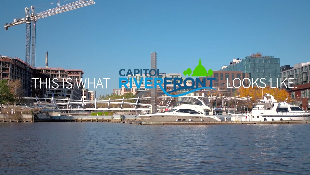 Capitol Riverfront | DC Amplified. Life Simplified.