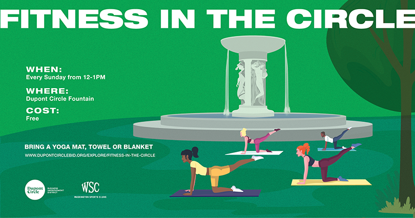 Fitness in the Circle 2021