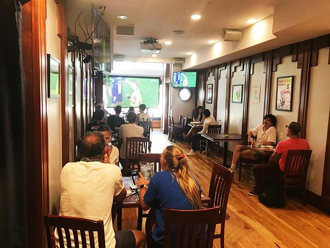 Del Sur Cafe in Dupont
