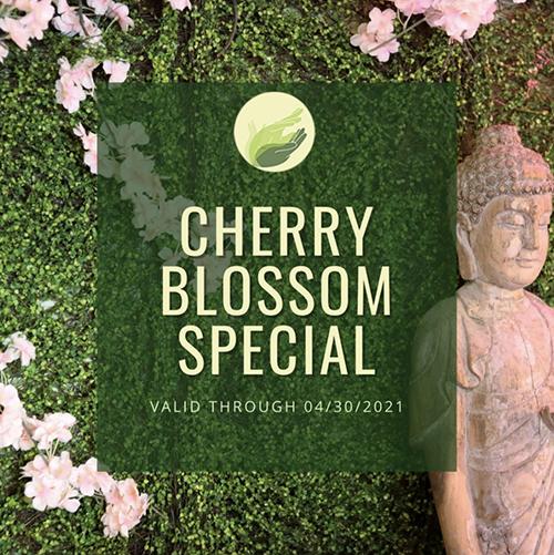 Deluca Massage Cherry Blossom Special