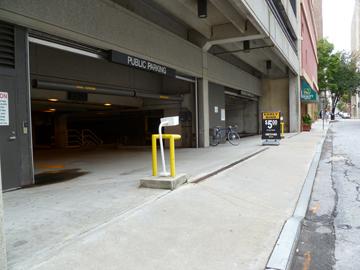 Equitable building parking garage downtown atlanta ga for Garage builders atlanta