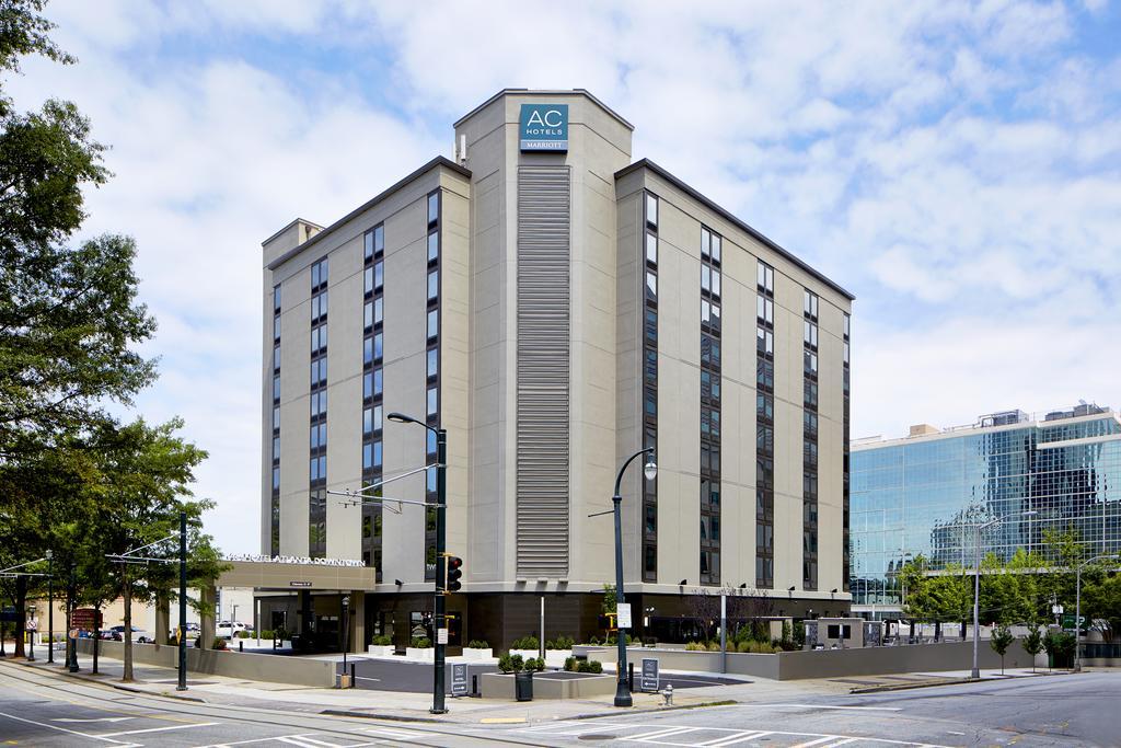 AC Hotel Renovation Downtown Atlanta GA