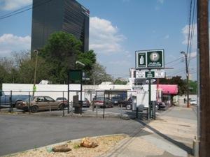 126 Baker Street Parking Lot| Downtown Atlanta, GA