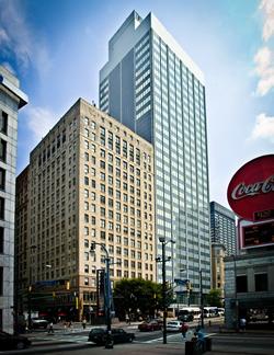 34 Park Tower Downtown Atlanta Ga