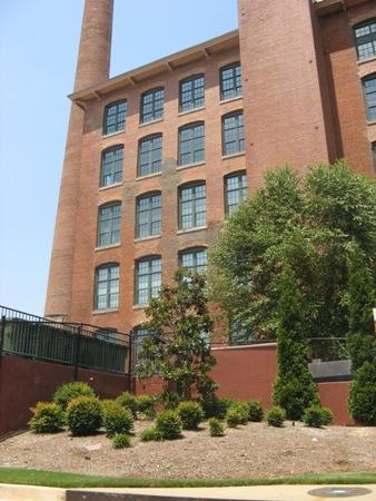 Fulton Cotton Mill Lofts Downtown Atlanta Ga
