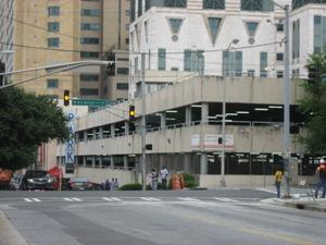 Grady Memorial Parking Garage  Downtown Atlanta, GA