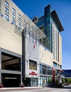 Hilton Garden Inn Atlanta Downtown Downtown Atlanta Ga