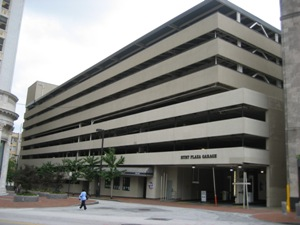 Pentagon City Parking Garage Rates